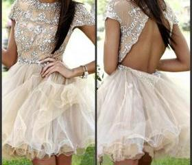 short prom dress, ho..