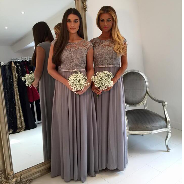 Long Bridesmaid Dresses 55aabedd41f1