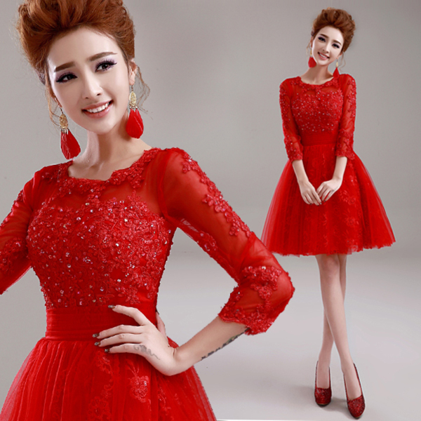 627cd466e85 Red Homecoming Dress