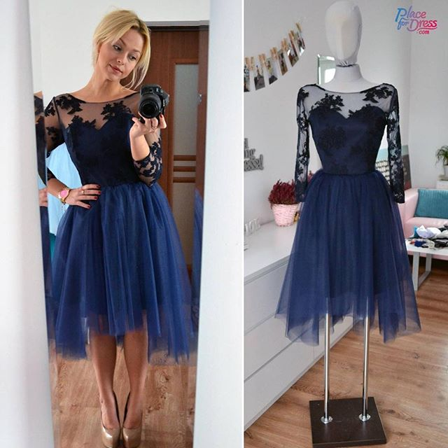 f4aa6ff198b Short Tulle Homecoming Dress