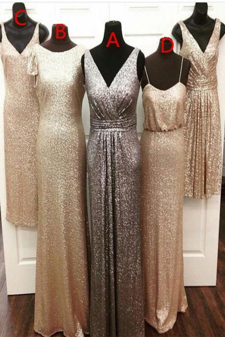 sparkly bridesmaid dress,sequin bridesmaid dress,custom bridesmaid dress,cheap bridesmaid dress ,popular bridesmaid dress,simple bridesmaid dress,sexy bridesmaid dress,17145