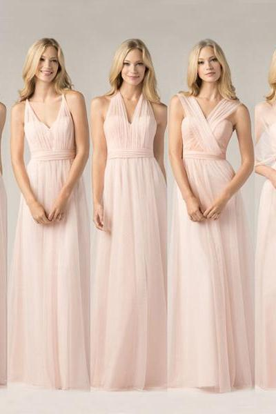 chiffon bridesmaid dress,long bridesmaid dress ,sweetheart bridesmaid dress ,A-line bridesmaid dress,cheap bridesmaid dress,popular bridesmaid dress,custom bridesmaid dress,17148