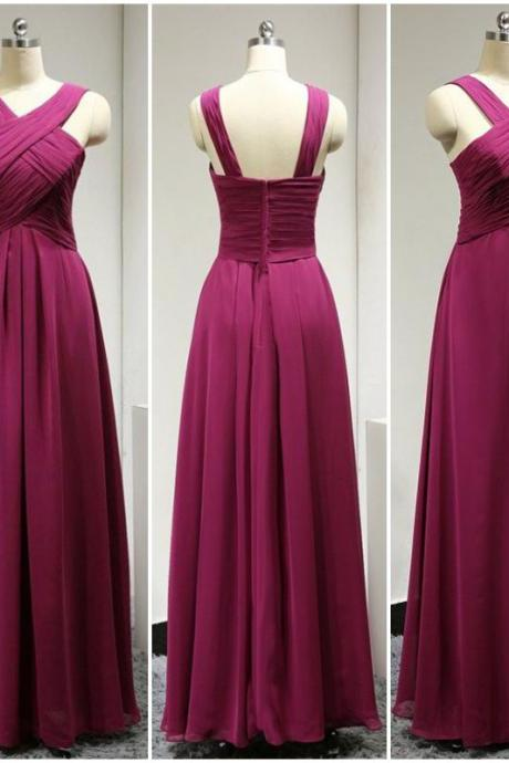 Cheap Bridesmaid Dress,Long Bridesmaid Dress ,A-Line Bridesmaid Dress,Pretty Bridesmaid Dress,Chiffon Bridesmaid Dress, Custom Bridesmaid Dress,Simple Bridesmaid Dress,Wedding Party Dresses,Bridesmaid Dresses,17393