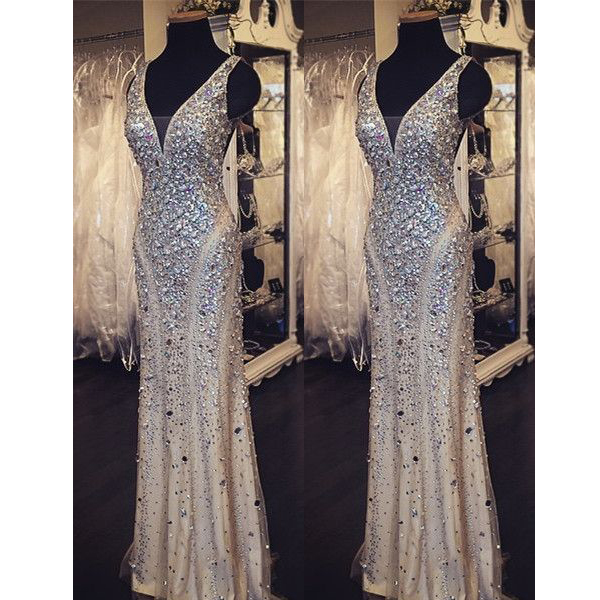 long prom dress, nude prom dress, party prom dress, sparkle prom dress, glittery prom dress, full rhinestone beaded prom dress, evening dress gown, 141352