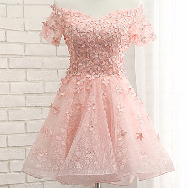 4b00409d3a6c Short Homecoming Dress